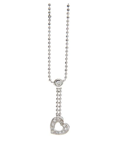 Ensemble Diamond Necklace (0.20ct. tw.) in 18K Gold