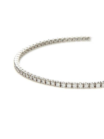 Classic Tennis Bracelet (4.20ct. tw.) in 18K White Gold